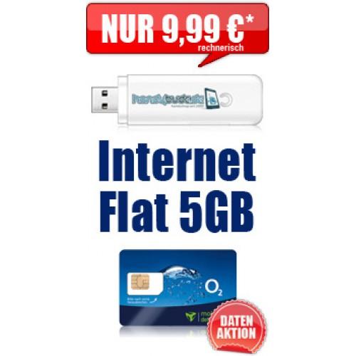 Internet-Flat 5GB