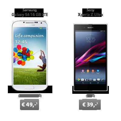 100 Min + 3000 SMS + Internet Flat + Handy 9.99€ mtl