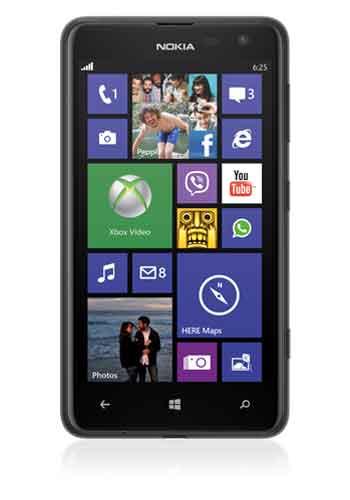 iPod + Lumia 625 + 50 Min/SMS + Internet 7.50€ mtl