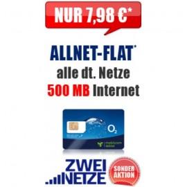 Talk Allnet Comfort nur 7.98€ mtl - AKTION!