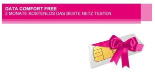 Telekom Datenkarte 2 x 5GB LTE kostenlos