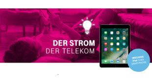 Telekom Strom - auch mit Smartphone oder iPad