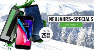 Mate 10 Lite mit 4GB LTE Allnet nur 19,99€ mtl.