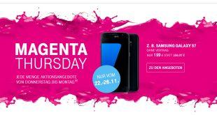 Telekom Deals: z.B. Galaxy S7 nur 199€
