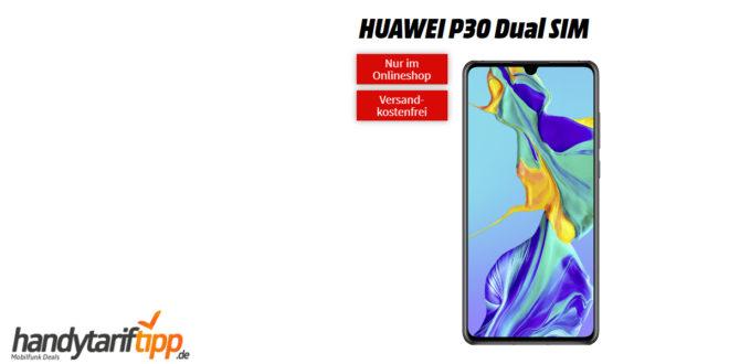 HUAWEI P30 mit 40GB LTE nur 39,99€