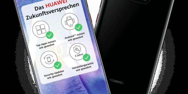 Huawei Mate20 Pro mit 5 GB LTE nur 19,99€