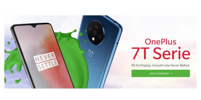 OnePlus 7T Pro mit 10 GB LTE nur 36,99€