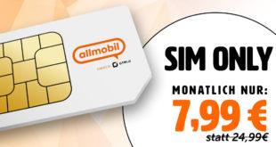 4 GB LTE Allnet im Vodafone Netz nur 7,99€