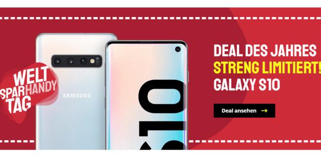 Galaxy S10+ mit 10 GB LTE nur 29,99€