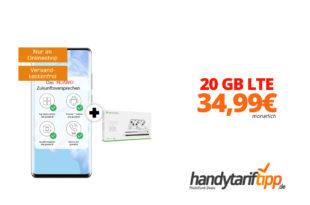 Huawei P30 Pro & Xbox One S mit 20GB LTE nur 34,99€