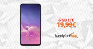 Galaxy S10e mit 6 GB LTE im Telekom Netz nur 19,99€