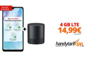 HUAWEI P30 lite & Huawei Mini Speaker mit 4 GB LTE nur 14,99€