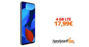 HUAWEI Nova 5T mit 4GB LTE nur 17,99€