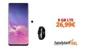 Galaxy S10 & Galaxy Fit e mit 8 GB LTE nur 26,99€