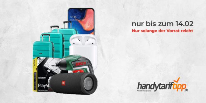D-Netz Handy-Spar-Tarif inkl. attraktiver Prämien