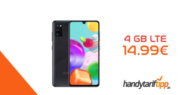 Samsung Galaxy A41 mit 4 GB LTE nur 14,99€