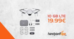 DJI Mavic Mini Drohne mit 10 GB LTE nur 19,99€