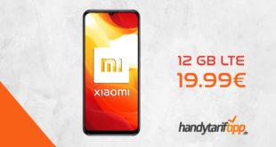 Xiaomi Mi 10 Lite mit 12 GB LTE nur 19,99€