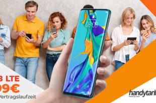 6 GB LTE & Allnet Flatrate ohne Vertragslaufzeit nur 6,99€ mtl.