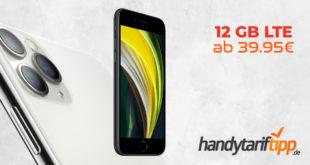 iPhone 11 Pro & Telekom Magenta Mobil M Young mit 12 GB LTE im ersten Jahr nur 39,95€, danach 49,95€