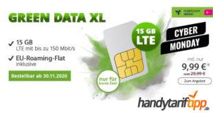 Telekom Datenflat mit 15GB LTE für NUR 9,99€ auf der Rechnung