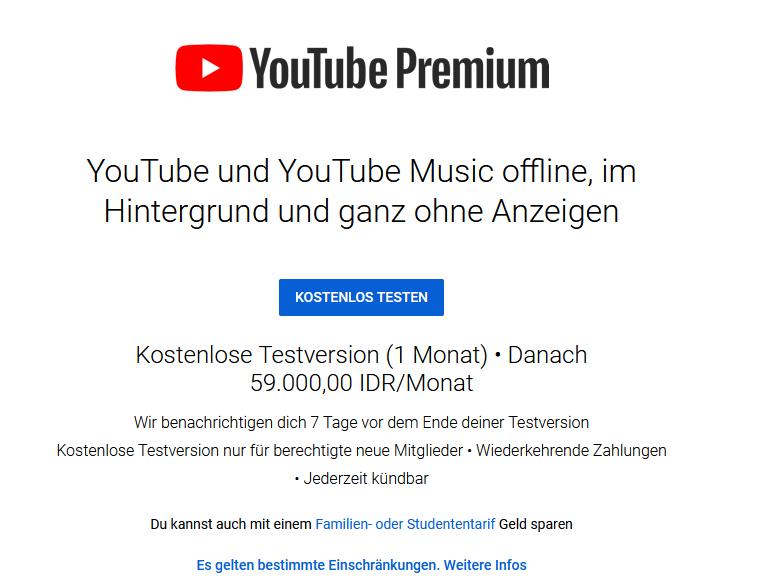 YouTube_Premium_Vietnam_2,11_Euro