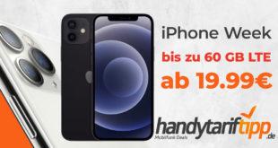 Apple Days - TOP Angebote mit dem iPhone 12, iPhone 12 mini, iPhone 11 Pro und dem iPhone SE - bereits ab 19,99 Euro monatlich