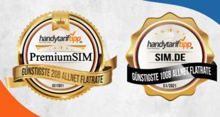 HandyTarifTipp de - Bestpreise im Januar & Februar 2021